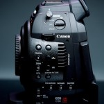 Our New Canon C100