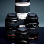 A few of our lenses.